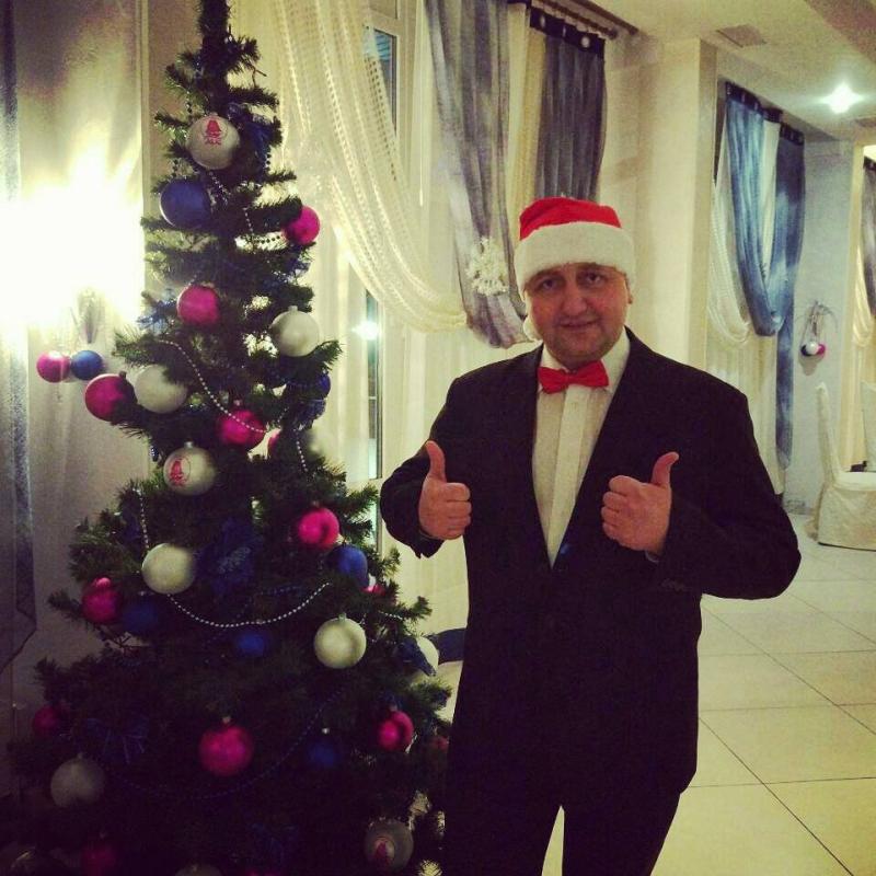 Дед Мороз, ведущий, музыка на Новый год, корпоратив, свадьбу, юбилей